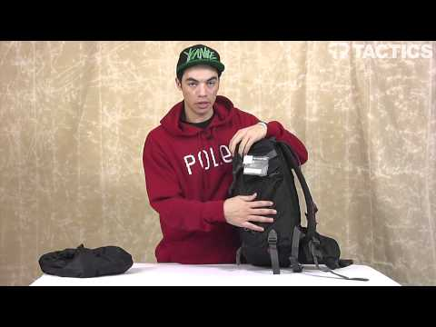 DAKINE 2012 Sequence Backpack Review - Tactics.com