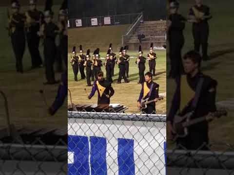 Winston county high school marching band 2019 show. Its about time.(1)