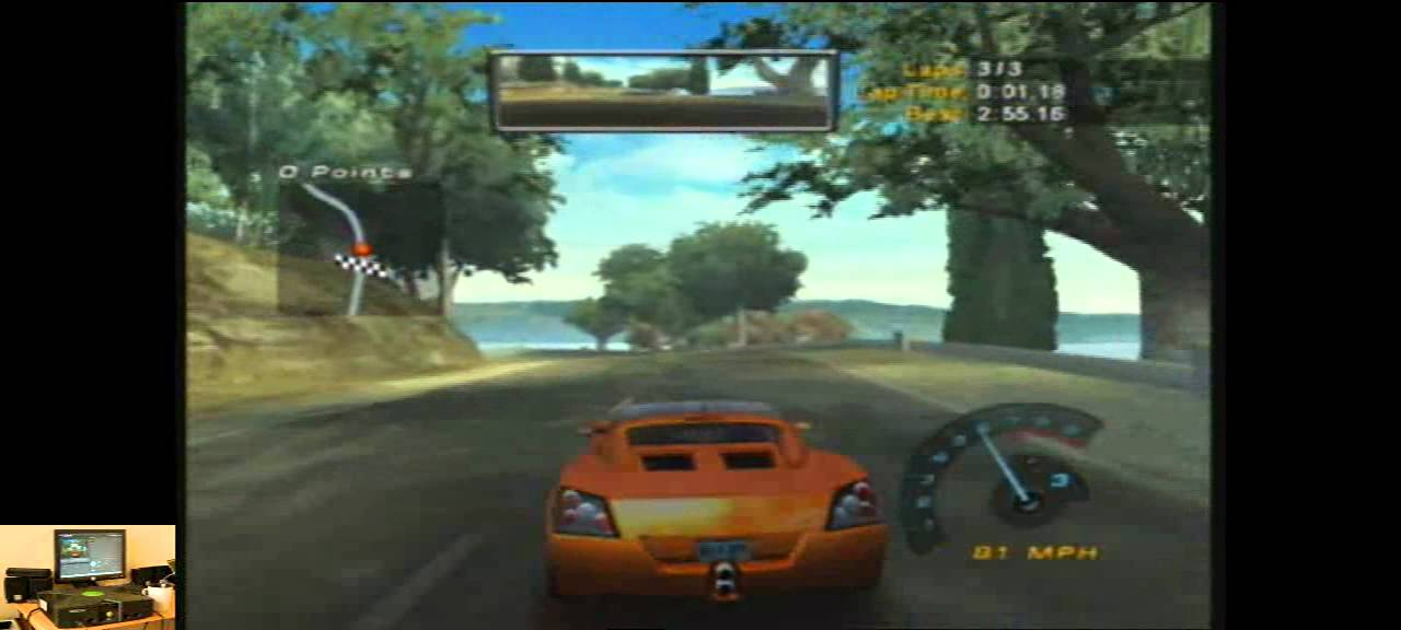 Lets Play Need For Speed Hot Pursuit 2 On The Xbox Classic Retro