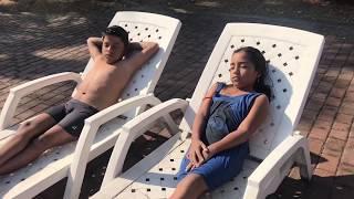 Clases de natacion con Zarigueya