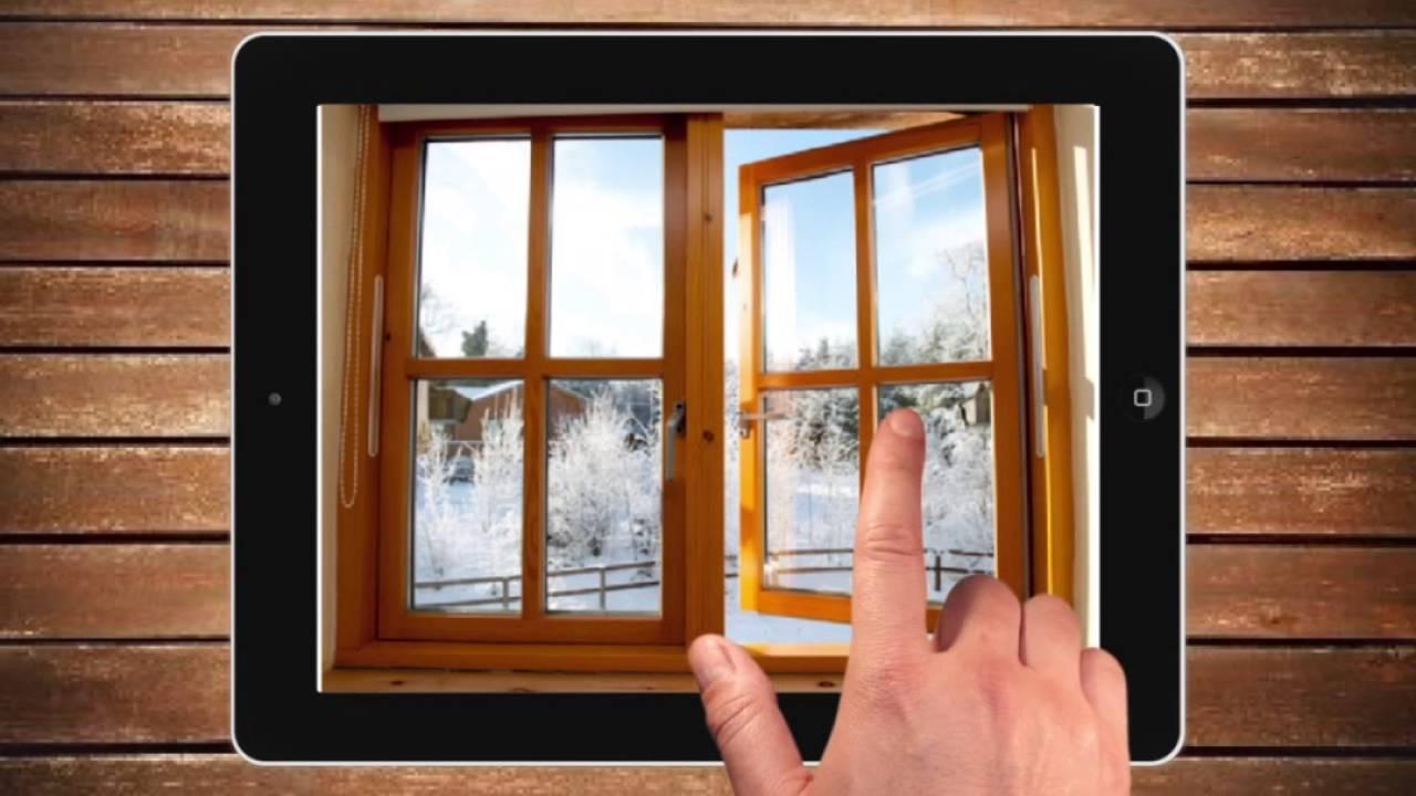 F brica de ventanas de madera a t medida youtube - Fabricas de madera ...