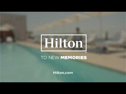 Fluffy New Memories With Hilton