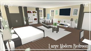 Roblox | Bloxburg: Large Modern Bedroom (44k)