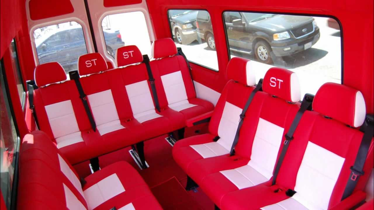 Custom Van Interiors