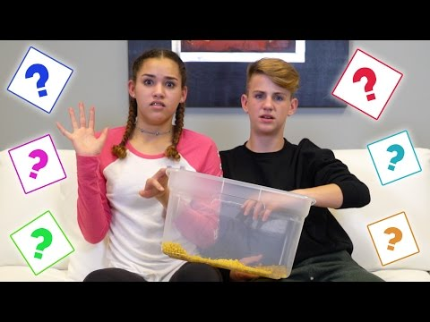 Thumbnail: What's In The Box!? (MattyBRaps vs Gracie Haschak)