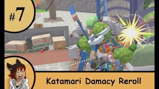 Katamari Damacy Reroll part 7 - Snake in the box