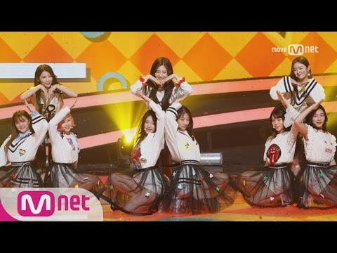 [DIA - Will you go out with me] Comeback Stage | M COUNTDOWN 170420 EP.520