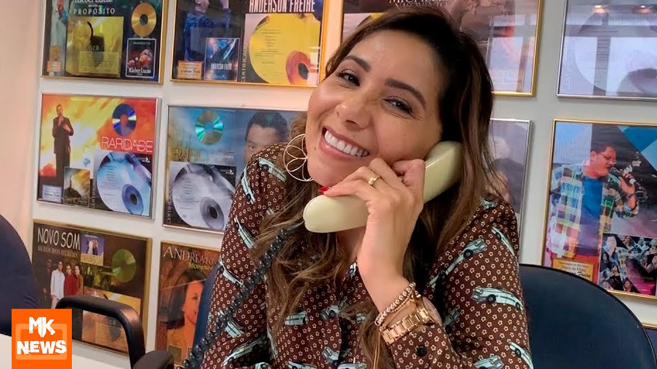 Jozyanne - Maratona de Entrevistas Para Rádios (MKnãoPARA)