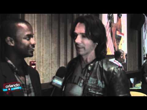 Orlando LIVE - Florida Film Festival 2012 - Rick Springfield Interview