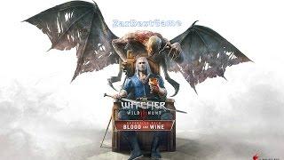 Ведьмак 3 - Кровь и Вино. Встречай Туссент. Анонс.