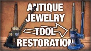 Jewelry Tool Restoration: Ring Stretcher