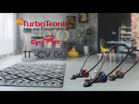 TT-CV06 CYCLONE VACUUM CLEANER