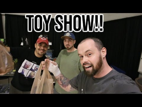 TOY HUNTING AT A TOY  WITH CINCY NERD AND TOYBILLS! STAR WARS, MARVEL LEGENDS, H.A.C.K.S!!