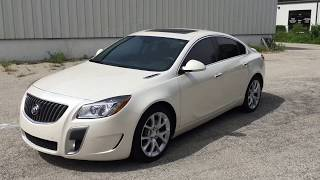 Buick Regal GS 2012 Videos