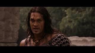 Джейсон Момоа.   Конан варвар.  (Conan the Barbarian  2011)