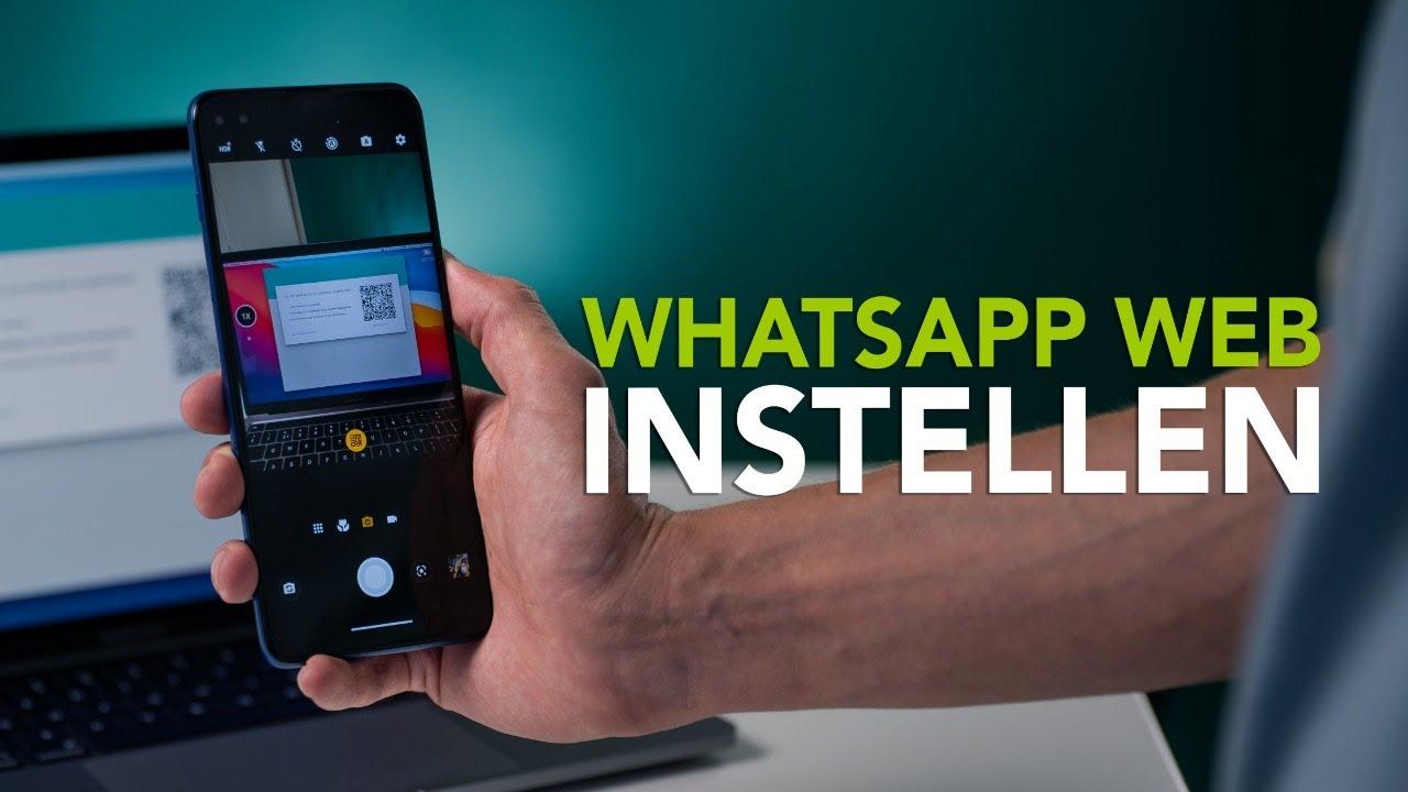 WhatsAppen op je computer: zo werkt WhatsApp Web