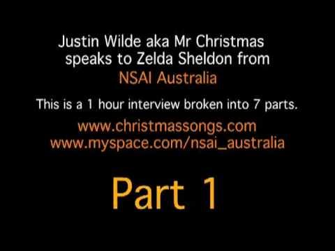 Writing & Marketing Great Christmas Songs: Justin Wilde NSAI Australia Interview Part 1