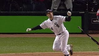 2005 WS Gm2: Paul Konerko belts grand slam