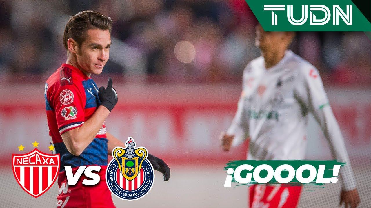 Video: Jess Angulo anota el segundo de las Chivas en Liga MX