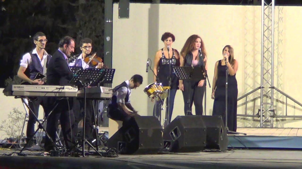ιωνικές γιορτές 2013 armenian modern folk band pt 2