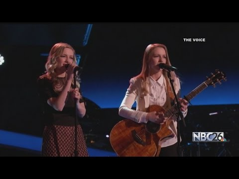 Pulaski sister duo take The Voice by storm...