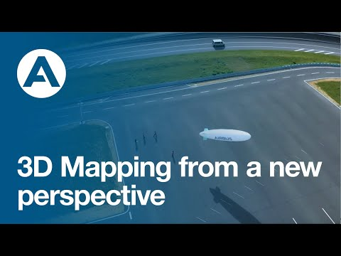 3D Mapping from a new perspective