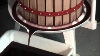 Borówkowe Pola - Zlewanie nastawów