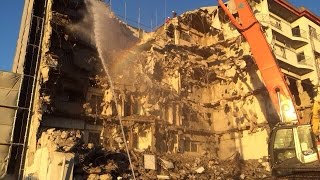 豊田市RC6階建てマンション解体工事|名古屋・愛知・岐阜・三重の解体なら【アヴァンセ】