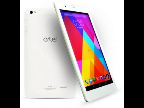 Обзор планшета Artel Style за 70 долларов