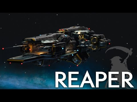 Fractured Space: Reaper Overview (Probably the Best Ship in the Galaxy)