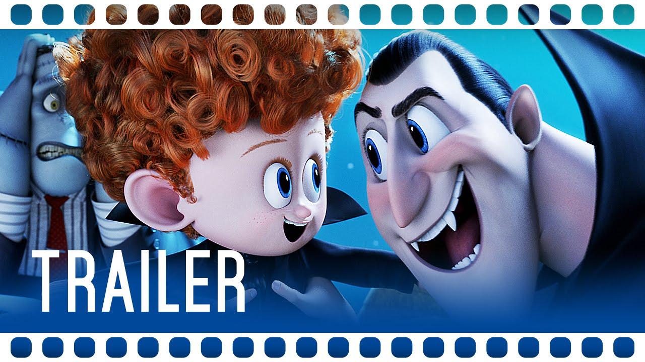 Hotel Transsilvanien 2 Trailer German