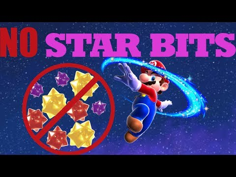 Is It Possible to Beat Super Mario Galaxy Without Collecting Any Star Bits? -No Star Bits Challenge