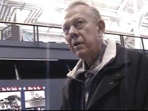 SAC air force museum - Nebraska - Henry G. Klug interview