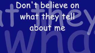 Neu! Mehrzad Marashi - Don't Believe LYRICS (Songtext) HQ ! DSDS 2010 !