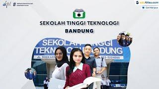 Info Tentang Sekolah Tinggi Teknologi di Kota Bandung, STT Bandung