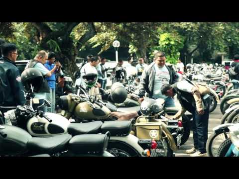 Royal Enfield One Ride 2017 - Jakarta