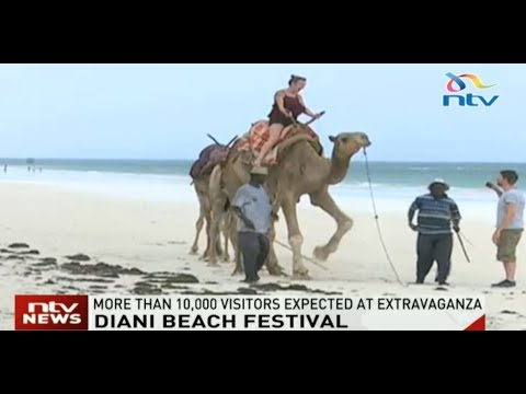 More than 10,000 visitors expected at Diani Beach Festival