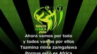 Waka Waka (Esto Es Africa) - Shakira Lyrics
