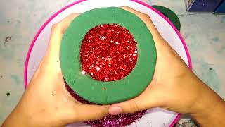 All Of My Floral Foam Glitter Bomb Compilation