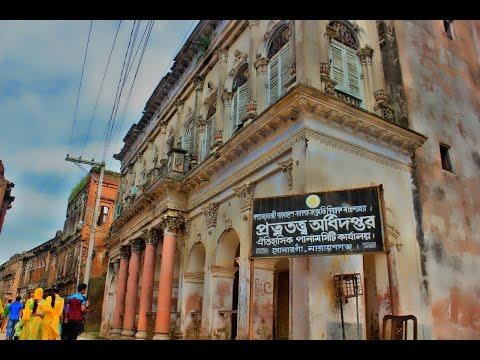Documentary Of SonarGaon & Panama City @ Students oF Daffodil International University