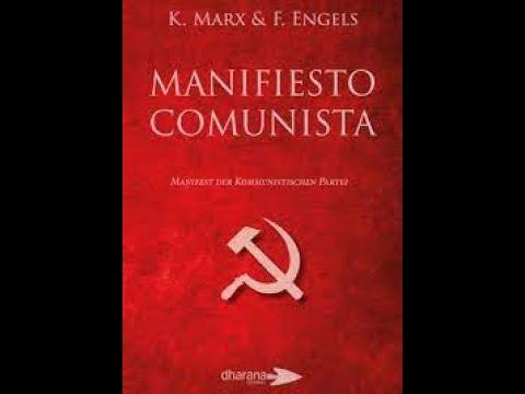 El Manifiesto Comunista Por K Marx F Engels Audio Libro Completo Youtube
