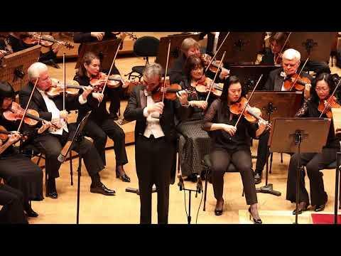 Mendelssohn's Violin Concerto // Gil Shaham // John Storgårds (Excerpt)