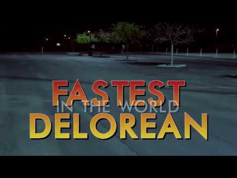 Entry #1701 - Fastest Delorean In The World
