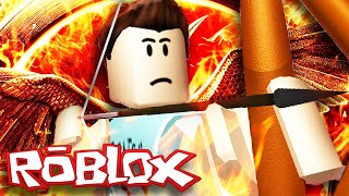 THE HUNGER GAMES IN ROBLOX