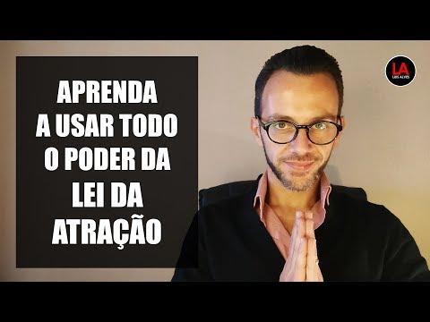APRENDA A USAR TODO O PODER DA LEI DA ATRAÇÃO