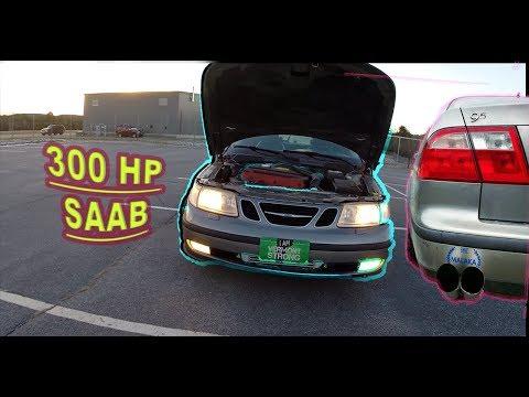 320 HP SAAB 9-5: Review & POV
