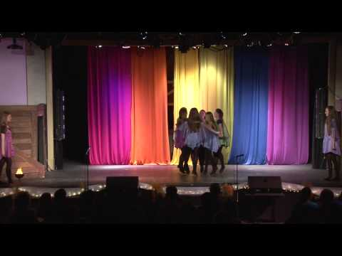 Nashville Irish Step Dancers 2014 - Dance Above The Rainbow