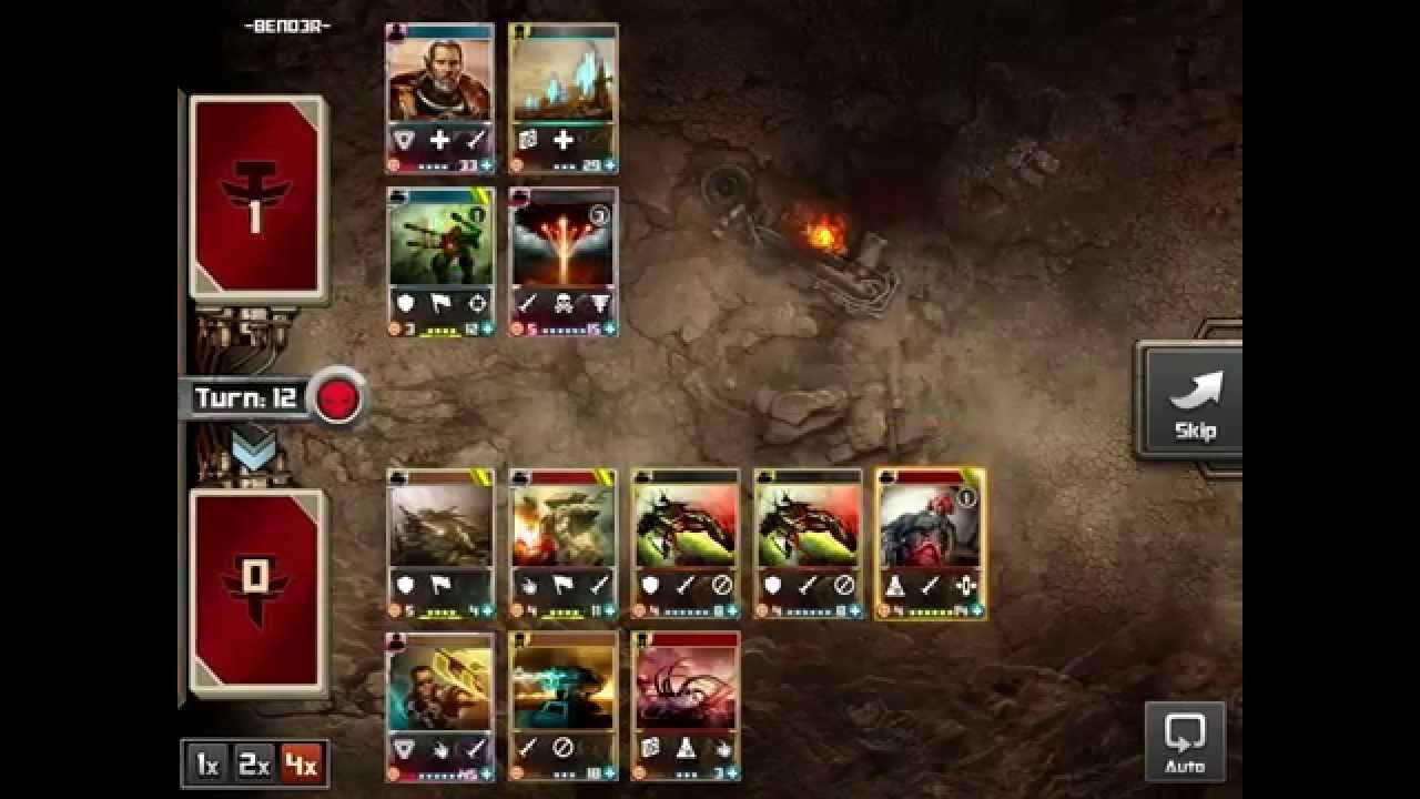 Download Tyrant Unleashed episode #9 Guild War Rank 126. Toughest guild yet