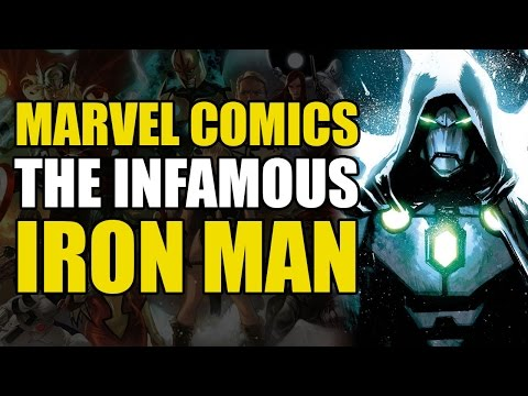Doctor Doom Becomes Iron Man (Infamous Iron Man Vol 1: Better Than Tony Stark)