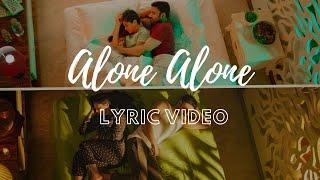 Alone Alone Lyrical Song Malli Modalaindi Songs 60fps Sumanth Naina Ganguly Sid Sriram